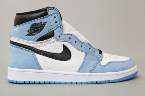 air Jordan 1 High  OG University Blue 555088-134